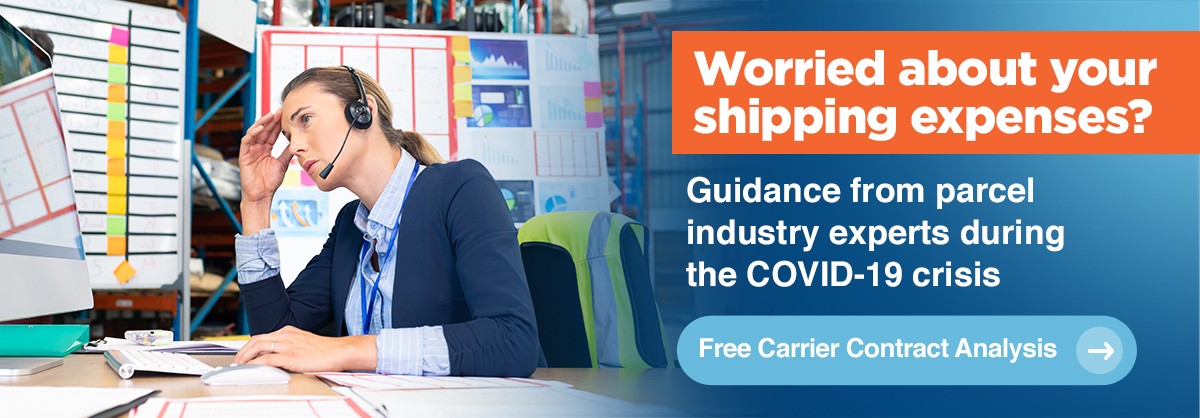 Worried about your shipping expenses?