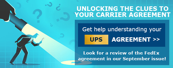 Unlocking the clues to your carrier agreement