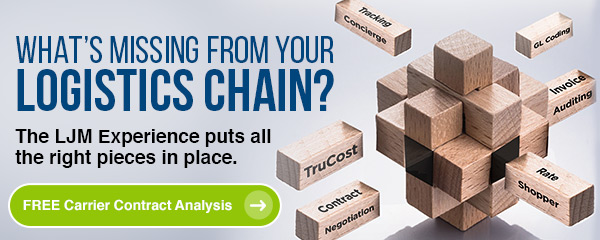 What's Missing from your Logisitics Chain?