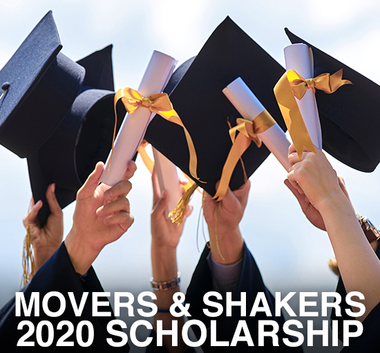 Movers & Shakers 2020 Scholarship