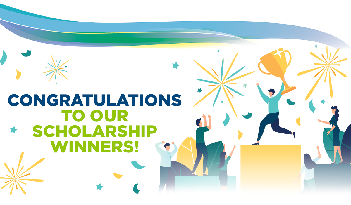 Congratulations to Our Scholarship Winners
