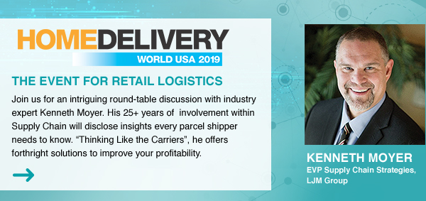 Home Delivery World - The Event for Retail Logistics