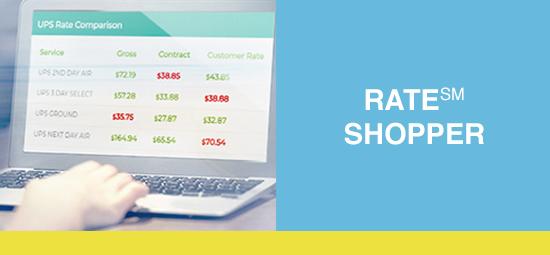 Rate Shopper