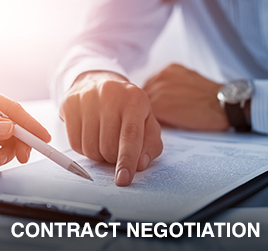 Contract Negotiation Services